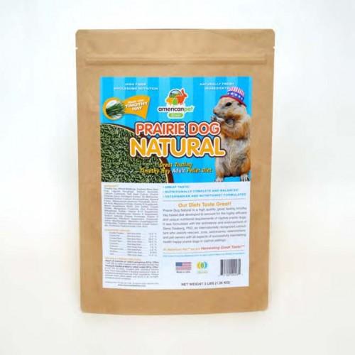 APD Prarrie Dog Natural Diet (3LB)