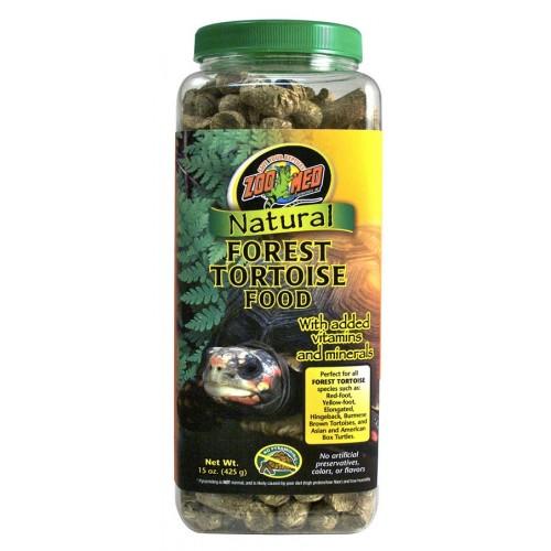 Zoo med Natural Forest Tortoise Food 15oz / 425g