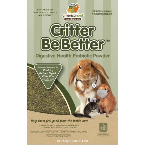 APD Critter Be Better Digestive Health Powder (8oz)