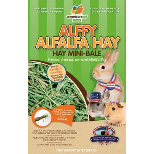 APD Alfalfa Hay (24oz)