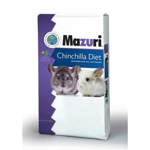 Mazuri Chinchilla Diet 5M01 25lb