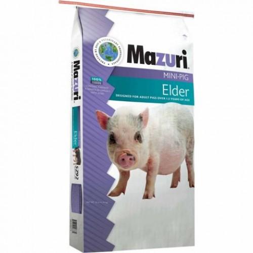 Mazuri Mini Pig Elder Diet 25lb