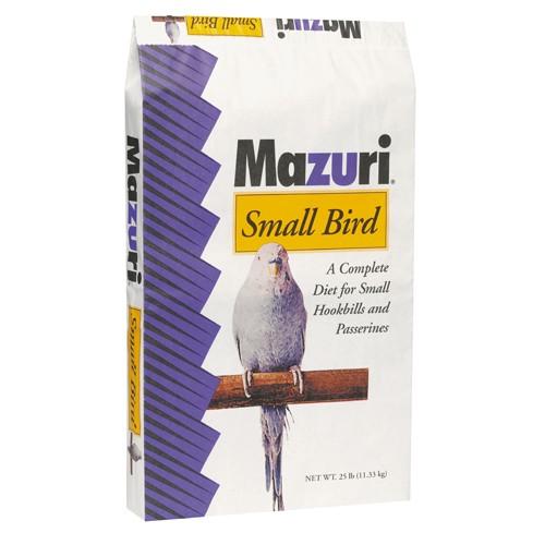Mazuri Small Bird Diet #56A6 25lb
