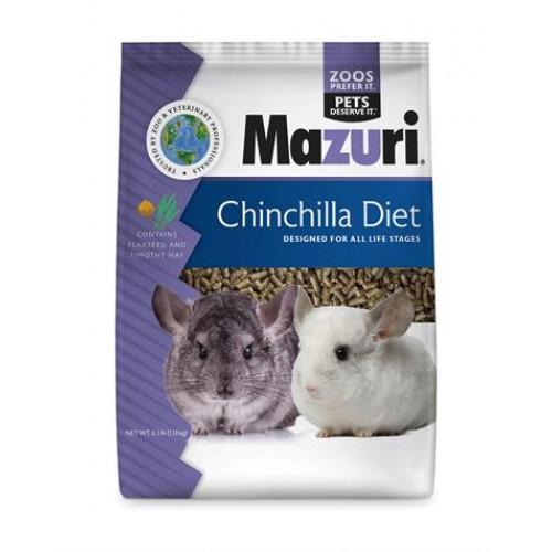 Mazuri Chinchilla Diet 2.5lb