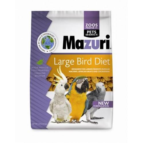 Mazuri Parrot Diet 3lb